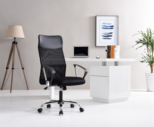 hi 3003 black office chair stylize your office with a comfortable and